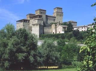 Photo of Castle of Torrechiara