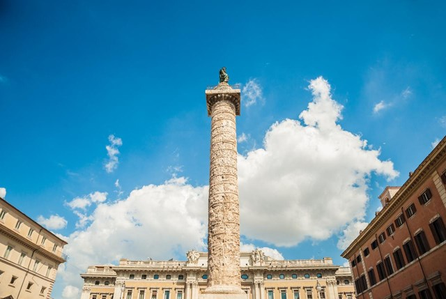 Photo of Column of Marcus Aurelius (Sarah)