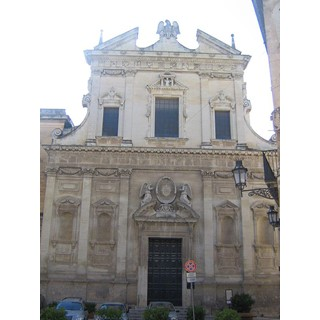 Church of the Gesù - Lecce