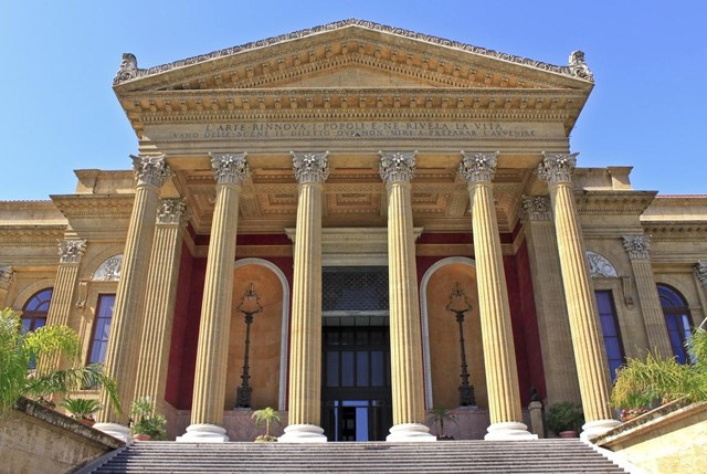 Photo of Teatro Massimo Vittorio Emanuele