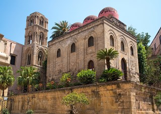 Church of San Cataldo - Palermo