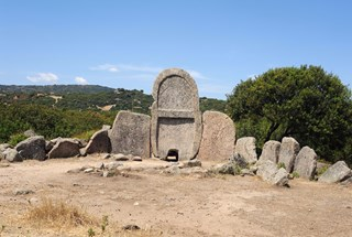 Giants ' grave - Dorgali